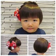 3歳女の子の七五三毛量質に合わせたサロンで人気のアレンジ ママリ