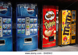 Vending Machines For Sale In Michigan Extraordinary Vending Machines In Michigan USA Goods For Sale Stock Photo