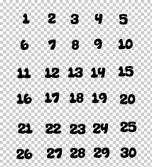 Lucky Chart Number Chart Numeral Worksheet Lucky Strike Png Clipart
