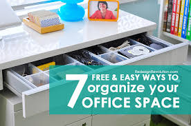 organizing your office. Free And Easy Ways To Organize Your Office E Home Organizing O