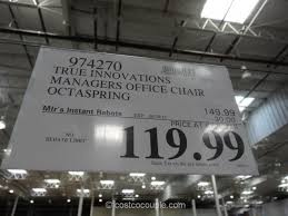 true innovations manager chair costco 1