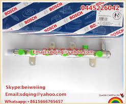 <b>Genuine and new Common</b> rail fuel rail assy 0445226042, 3977530 ...