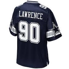 amp; Player Big Jersey Lawrence Dallas Line Tall Pro Cowboys Nfl Navy Men's Demarcus