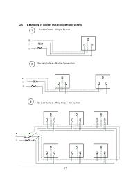 home socket wiring diagram efcaviation com radial circuit wiki at Radial Circuit Wiring Diagram