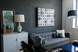 painting concrete wallsPainted Concrete Walls  Houzz