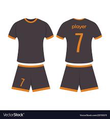 Soccer Kit Designer T Shirt Sport Design Template For Soccer Jersey