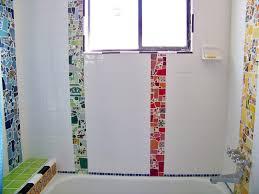 Diy Bathroom Floors Zciiscom Diy Mosaic Tile Shower Floor Shower Design Ideas And