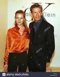 Klein Designer Oct 10 1996 Hong Kong Model Kate Moss Designer Calvin