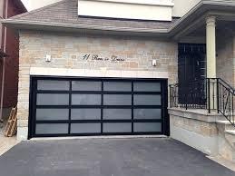 aluminum glass garage doors modern aluminum glass garage door with frosted door throughout aluminum glass garage