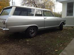 1965 Chevy II Two-Door Station Wagon: Factory COPO Original or ...