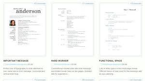 Standout Resume Templates Standout Resume Templates Download Free ...