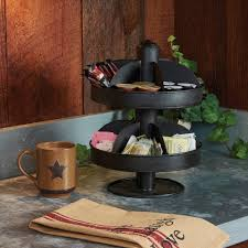 Rustic Star Kitchen Decor Piper Classics Country Decor Baskets Bowls Pitchers
