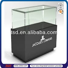 Standing Watch Display Case Tsdw100 Custom High Quality Shop Retail Watch Display Showcase 16