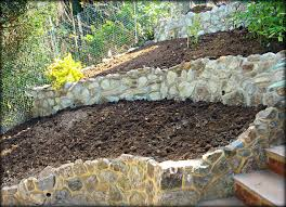 build a stone wall
