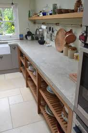 Cement Kitchen Floor 17 Best Ideas About Polished Concrete Kitchen On Pinterest