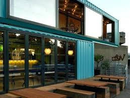 Medium Image For Shipping Container Shop Plans Shipping Container Workshop  Plans 10 Shops And Restaurants Made