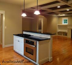 oven in island. Kitchen Island With Separate Stove Top From Oven. Oven In