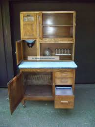 Antique Style Kitchen Cabinets Hoosier Style Kitchen Cabinet
