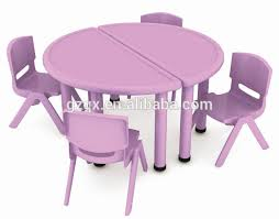 great kids folding table and chairs agzhou factory low kids plastic table and chair setqx