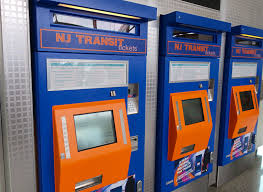 Nj Transit Ticket Vending Machines Mesmerizing Newark Airport Train Transfer Guide EWR Train To The Airport