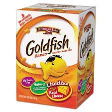 goldfish crackers bag. Modren Goldfish Goldfish Crackers Cheddar 3 Resealable Bags PPF827562 On Crackers Bag