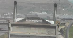 Unsecured truckloads of rock create hazard near Golden | FOX31 Denver