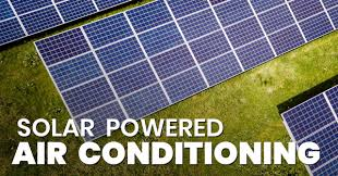 As much as 1400 watts on turbo mode. How To Run Air Conditioning On Solar Power The Tiny Life