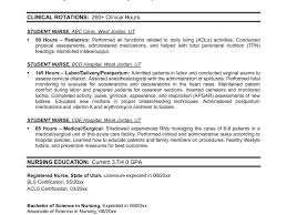 Resume Templates Patient Care Examples Experienced Registered Nurse