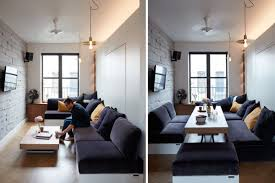Furniture for very small spaces Interior The Spruce 12 Perfect Studio Apartment Layouts That Work