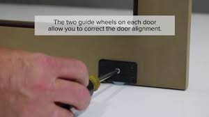 sliding cabinet doors. How To Install Sliding Cabinet Doors B
