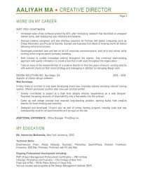 Art Director Resumes Interesting Creative Director Resume New 48 Best Resumes Images On Pinterest