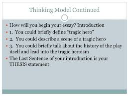writing about literature ppt video online 12 thinking model continued