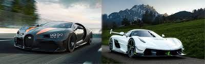 8 bugatti veyron 16.4 super sport. Which Would Win Bugatti Chiron Super Sport 300 Vs Koenigsegg Jesko Carporn
