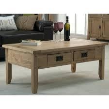 white oak coffee table white oak coffee table round