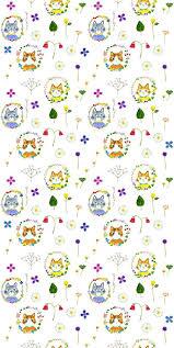 cute cat pattern wallpaper. Modren Cat Ringo55 Pinterest And Cute Cat Pattern Wallpaper L