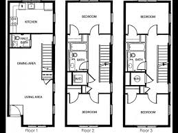 Majestic 4 Bedroom Townhouse  Bedroom Ideas4 Bedroom Townhouse Floor Plans