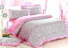 animal print duvet cover pink cheetah print bedding pink cheetah print bedding y leopard 4 piece animal print