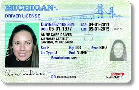 Temporary Snyder Gov Wkar Law On Requiring Status Id's Signs