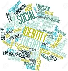 abstract word cloud for social identity theory related tags abstract word cloud for social identity theory related tags and terms stock photo 16633382