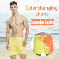 <b>mens color changing</b> swim trunks cheap online