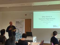 What Works In Economic Regeneration? | What Works Scotland