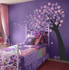 Cherry Blossom Tree With Butterflies   Vinyl Wall Decals. $86.00, Via Etsy.