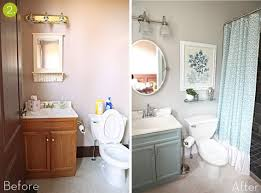 cheap bathroom makeover. Cheap Bathroom Makeover Innovative Budget In Makeovers