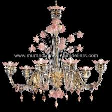 sissi murano glass chandelier
