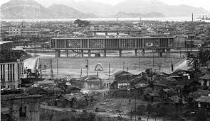 「1954年 - 広島平和記念公園完成」の画像検索結果