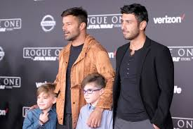 Ricky Martin and husband, Jwan Yosef, share image of newborn son - New York  Daily News
