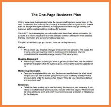 example of a business plan 3 example of a business plan pdf bussines proposal 2017