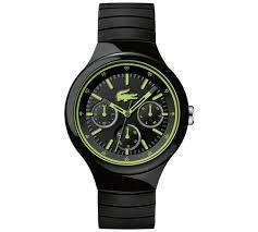 buy lacoste men s borneo silicone strap watch at argos co uk lacoste men s borneo silicone strap watch543 4262