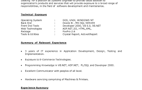 Crystal Reports Developer Sample Resume My First Resume