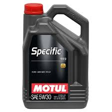 Details About Motul Ford Jaguar Mazda Specific 913d 5w30 Fully Synthetic Engine Oil 5 Litres